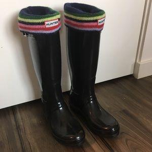 Hunter Rain Boots US Size 7